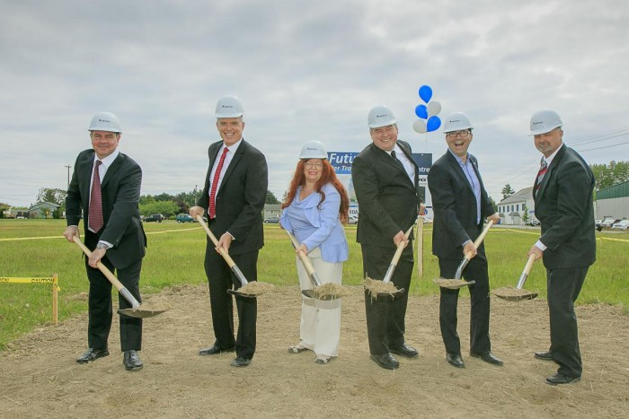 Pacific Sky Ground Breaking Photo 2