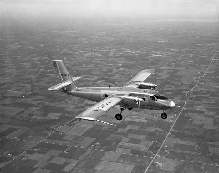 The legacy de Havilland Twin Otter took its first flight 50 years ago